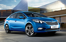 Kia Cerato Exterior Add a dose of extraordinary to your life